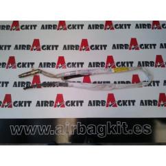 84826816507H AIRBAG CORTINA IZQUIERDO BMW SERIE 3 E 46  1998 - 2005