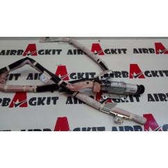 78870SMGE81 AIRBAG CORTINA DERECHO HONDA CIVIC 2006 - 2011