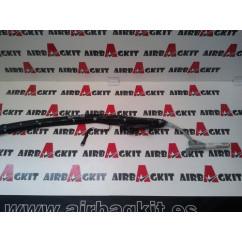 544603760055 AIRBAG CORTINA DERECHO MERCEDES-BENZ CLASE C 2ª GENER. W 203 2000 - 2008