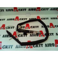8200114849 AIRBAG CURTAIN LEFT-RENAULT MEGANE 2 2002 - 2008