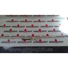 33AXLP050530067 AIRBAG CORTINA DERECHO TOYOTA AVENSIS 2ª GENER. T25 2003 - 2008