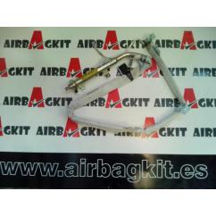 46811873 AIRBAG CURTAIN LEFT ALFA ROMEO 147 2000 - 2004