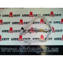 46811874 AIRBAG CURTAIN RIGHT ALFA ROMEO 147 2000 - 2004
