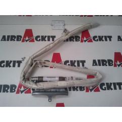 A17134077063 AIRBAG CURTAIN LEFT MINI R56 (ONE,COOPER, COOPER S) R55 , R57, 2006 - 2013