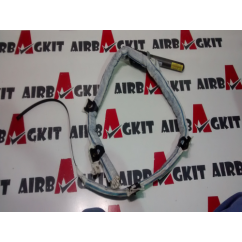 13150704 AIRBAG CURTAIN LEFT OPEL CORSA D 2004 - 2014