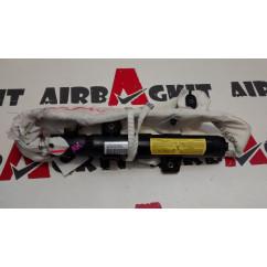 505163340 AIRBAG CURTAIN LEFT-ALFA ROMEO 159 2005 - 2008