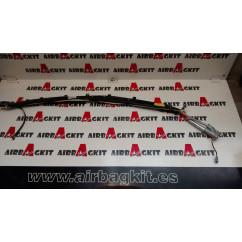 9653865280 AIRBAG CURTAIN RIGHT CITROEN C5 1st GENER. (RC/RE) 2004 - 2008