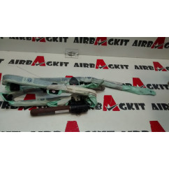3C0880741E AIRBAG CORTINA IZQUIERDO VOLKSWAGEN PASSAT B6 (2005-2010)