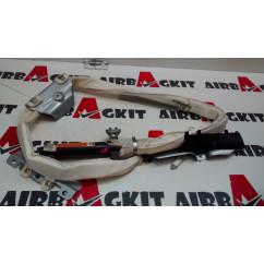 9141638 AIRBAG CURTAIN LEFT VOLVO V70 2nd GENER. 1999 - 2007