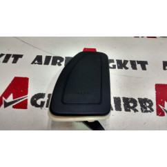 96536613ZD AIRBAG LEFT-hand SEAT CITROEN C4 1st GENER. 2004 - 2010 (L from 04)