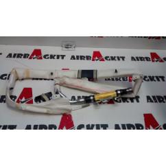850202L000 AIRBAG CURTAIN RIGHT HYUNDAI I30 (FD) 2007 - 2012