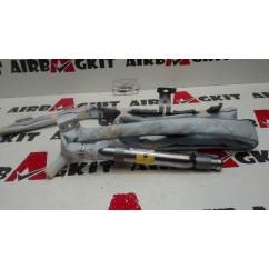 7030A238 AIRBAG CURTAIN RIGHT MITSUBISHI LANCER 2008 - 2011