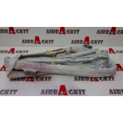 7030A237 AIRBAG CURTAIN LEFT-MITSUBISHI LANCER 2008 - 2011