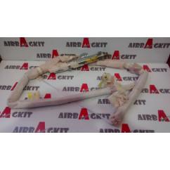 AIRBAG CORTINA IZQUIERDO CITROEN C4,DS4 2ª GENER. 2010 - 2015,NX 2010 - 2014