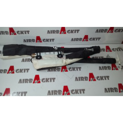 985P06553R AIRBAG CURTAIN RIGHT RENAULT FLUENCE L3 2009 - PRESENT