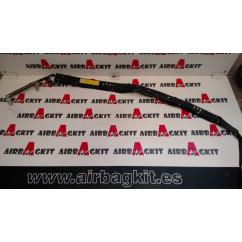 24451351 GTC AIRBAG CURTAIN LEFT-OPEL ASTRA H 2004 - 2010
