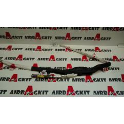 12783166 AIRBAG CURTAIN LEFT SAAB 9-3 2nd GENER. 2003 - 2007