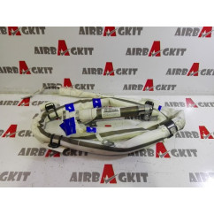 8T0880742A AIRBAG CURTAIN RIGHT AUDI A5 COUPE 2007 - 2012