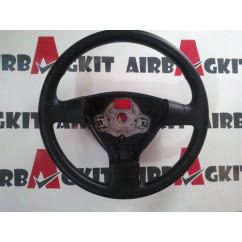 6Q0419091T1QB STEERING WHEEL VOLKSWAGEN POLO POLO IV (9N AND 9N3)2001 - 2005 AND 2005 - 2009