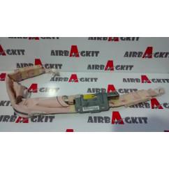 633A074020 AIRBAG CORTINA CENTRAL TECHO TOYOTA IQ 2008 - 2014