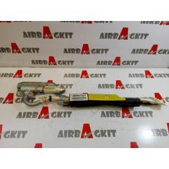 A17078479074 AIRBAG CURTAIN LEFT REAR BMW SERIES X5 E53 2000 - 2007