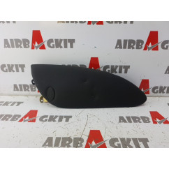 21186016059B55 BLACK LEATHER AIRBAG SEAT RIGHT MERCEDES-BENZ E-CLASS,CLS-CLASS 2nd GENER. W211 2002 - 2009,2004 - 2011