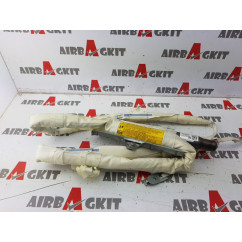 13251652 AIRBAG CURTAIN RIGHT CHEVROLET CRUZE (J) 2009 - 2012,2012 - PRESENT