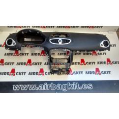 3 DASHBOARD RENAULT CLIO 3: 2005 - 2012
