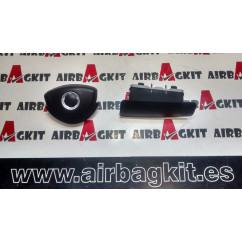 2008-2013 KIT, AIRBAGS, FULL DACIA SANDERO 2008 - 2012