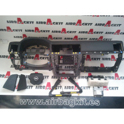 OPEL VECTRA C 2002-2005 KIT AIRBAGS COMPLETO OPEL SIGNUM 2003-2004-2005-2006-2007-2008, VECTRA C 2002-2003-2004-2005