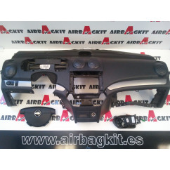 CHEVROLET AVEO 2008-2012 KIT AIRBAGS COMPLETO CHEVROLET AVEO 2005 - 2008,2008 - 2011