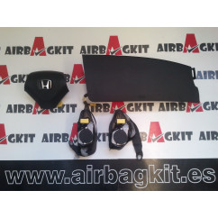 HONDA ACCORD 2003-2008 KIT AIRBAGS COMPLETO HONDA ACCORD 7ª 2003 - 2008