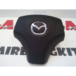 AIRBAG steering WHEEL,ARE the SAME MAZDA 6 1st GENER. 2002 - 2007