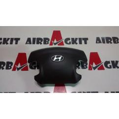 569003K140QZ AIRBAG steering WHEEL HYUNDAI SONATA 5th-GEN. 2004 - 2008 PHASE 1,2008 - 2010 5ªGEN. PHASE 2