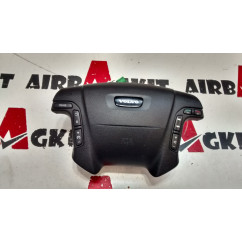 8626845 AIRBAG steering WHEEL VOLVO V70 2nd GENER. 1999 - 2007