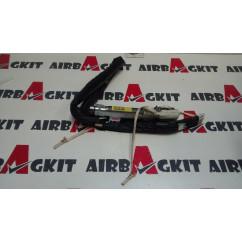 9660989380 AIRBAG CURTAIN LEFT-PEUGEOT 407 2004 - 2012
