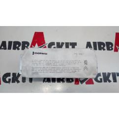 9651116380 AIRBAG DASHBOARD CITROEN C5 1st GENER. (RC/RE) 2004 - 2008