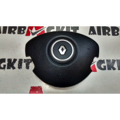 8200677496 AIRBAG STEERING WHEEL RENAULT CLIO 3: 2005 - 2012