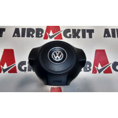 6R0880201G AIRBAG STEERING WHEEL VOLKSWAGEN POLO-POLO V (TYP 6R) 2009 - 2014