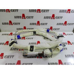 8T0880741A AIRBAG CURTAIN LEFT AUDI A5 COUPE 2007 - 2012