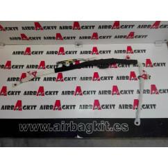 570679500 AIRBAG CURTAIN LEFT SAAB 9-3 2nd GENER. 2003 - 2007