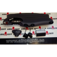 MERCEDES CLASE A W168 1997-2004 Nº1 KIT AIRBAGS COMPLETO MERCEDES-BENZ CLASE A 1ª GENER. W168 1997-1998-1999-2000-2001-2002...
