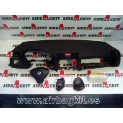 FIAT STILO 2001-2012 3 PUERTAS KIT AIRBAGS COMPLETO FIAT STILO 2001 - 2012
