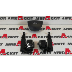 FORD TOURNEO / TRANSIT CONNECT 2008-2012 COMERCIAL KIT AIRBAGS COMPLETO FORD TOURNEO CONNECT 2009 - 2013, TRANSIT CONNECT 200...