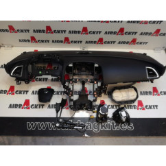 OPEL ASTRA J 2010-2016 KIT AIRBAGS COMPLETO OPEL ASTRA J 2010 - 2016