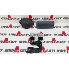 PEUGEOT PARTNER 2013 - 2019 AZUL OSCURA KIT AIRBAGS COMPLETO PEUGEOT PARTNER 2013 - 2019 (restyling)