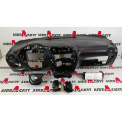 SEAT LEÓN 2 2009 - 2012 carbono KIT AIRBAGS COMPLETO SEAT LEON 2 2009-2010-2011-2012