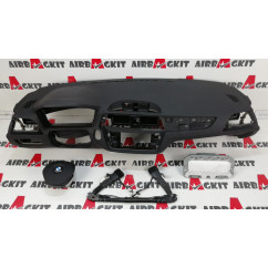 BMW SERIE 1 F20 2015 -2018 sin altavoz KIT AIRBAGS COMPLETO BMW SERIE 1 F20/F21 2015-2016-2017-2018, SERIE 2 COUPE/CABRIO F22...