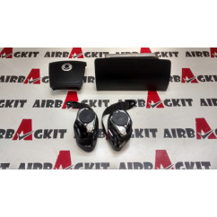 SSANGYONG REXTON 2006 - 2012 KIT AIRBAGS COMPLETO SSANGYONG REXTON 2ª GENER. 2006 - 2013