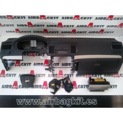 CHEVROLET EPICA 2006-2011 KIT AIRBAGS COMPLETO CHEVROLET EPICA (KL1L) 2006- 2011